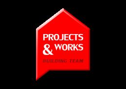 projects&works-logo-contract in edilizia-lavori chiavi in mano-puglia-bat